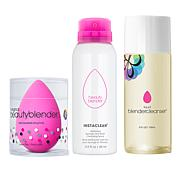 beautyblender® Blend & Cleanse 3-piece Set