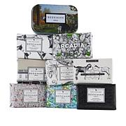 Beekman 1802 Goat Milk Palm-Size Bar Soap Assortment with Tin