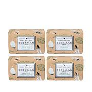 Beekman 1802 Sweet Grass Goat Milk Bar Soap 4-piece Set Auto-Ship®