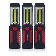 Bell + Howell Torchlite Plus Elite 3-pack LED Flashlights
