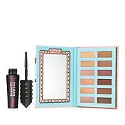 Benefit Cosmetics Vanity Flare Eyeshadow Palette with Mini Mascara