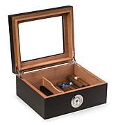Bey-Berk Cedar-Lined 50 Cigar Humidor