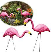 Bloem Pink Flamingo Lawn Statues