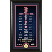 MLB Legacy Supreme Bronze Coin Photo Mint