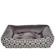 Bowsers Luxurious Designer Scoop Pet Bed - Extra Large