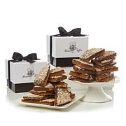 Brandini Toffee 2lbs. Almond Toffee in Gift Boxes