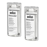 Braun 2-pack Mini Descaling Solution