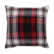 C&F Home Fireside Plaid Pillow