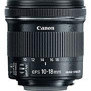 Canon Ef-S 10-18mm F4.5-5.6 Is Stm Lens