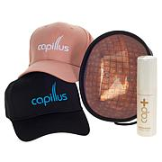 Capillus202 Battery-Operated Laser Hair Therapy Cap with Activator