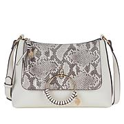 Carlos by Carlos Santana Mia Top Zip Crossbody Bag