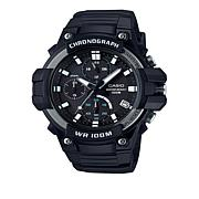 Casio Men's MCW110H-1AV Chronograph Watch