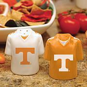 Ceramic Salt & Pepper Shakers - University of Tennessee