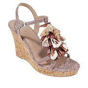 Charles by Charles David Lajolla Platform Wedge Sandal