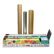 ChicWrap Ultimate 6-pack Kitchen Wrap Dispensers with 3 Refill Rolls