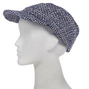 Collection 18 Tweed Sparkle Military Hat