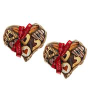Cookies Con Amore Heart Gift Baskets