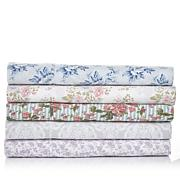Cottage Collection 100% Cotton Prewashed 4-piece Sheet Set - King