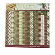 Crafter's Companion A Winter's Tale 12x12 Paper Pad