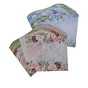 "Crafter's Companion Floral 12"" x 12"" Double-Sided Paper 2-pack"