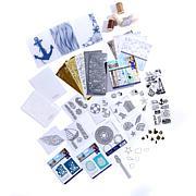 Crafter's Companion Nautical Mega Papercraft Kit