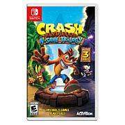 """Crash N. Sane Trilogy"" Game for Nintendo Switch"
