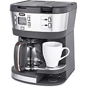 CRUX 12-Cup Triple Infusion Brew Programmable Coffee Maker