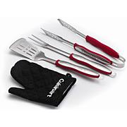 Cuisinart 3-piece Grilling Tool Set and Grill Glove