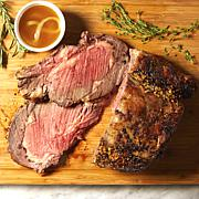 Curtis Stone Angus Pure Beef 5.5-6 lbs. Bone-In Prime Rib