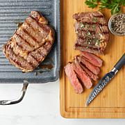 Curtis Stone Angus Pure Ribeye Steaks 6-count AS