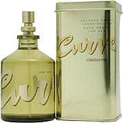 Curve by Liz Claiborne Cologne Spray 6.8 oz for Men
