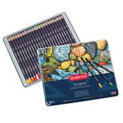 DERWENT Studio 24-piece Colored Pencil Set