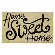 Design Imports Home Sweet Home Doormat