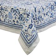 Design Imports Madiera Print Table Cloth