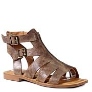 Diba True Circle City Strappy Leather Sandal