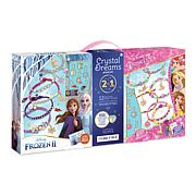 Disney Frozen II and Princess 2-in-1 DIY Mega Bracelet Kit