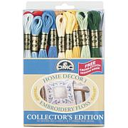 DMC Embroidery 36-Skein Floss Pack - Home Decor