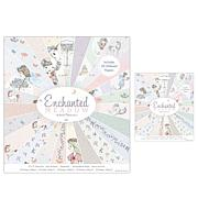 docrafts Paper Pad Bundle - Enchanted Meadow