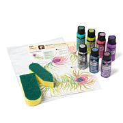 Donna Dewberry Glitterific One-Stroke Paint Set
