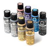 Donna Dewberry One Stroke Metallic Paint Set