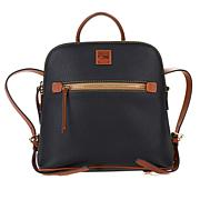 Dooney & Bourke Pebble Leather Backpack