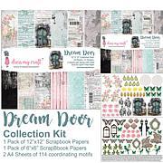 Dress My Craft Collection Kit - Dream Door