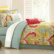 Echo Jaipur Comforter Set - California King