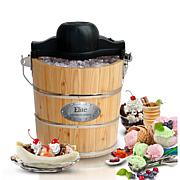 Elite Gourmet 4qt. Electric and Manual Ice Cream Maker