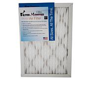 "Filter-Monster Elite 20"" x 25"" MERV 8 Filter 4pk"