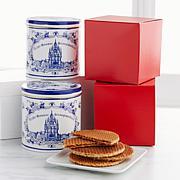 Finger Licking Dutch Caramel Stroopwafel Gift Set