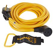 Firman 25' 30 Amp Standard RV and Home Power Cord