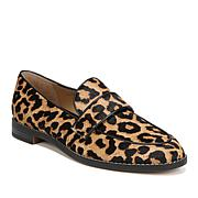 Franco Sarto Hudley Leopard-Print Haircalf Loafer