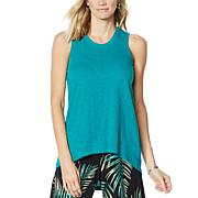 G by Giuliana Hi-Low Tank Top