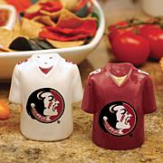 Gameday Ceramic Salt and Pepper Shakers - Florida State